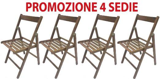 PAL-00320 - Sedie da cucina - pallantestore - Offerta 4x sedia in ...