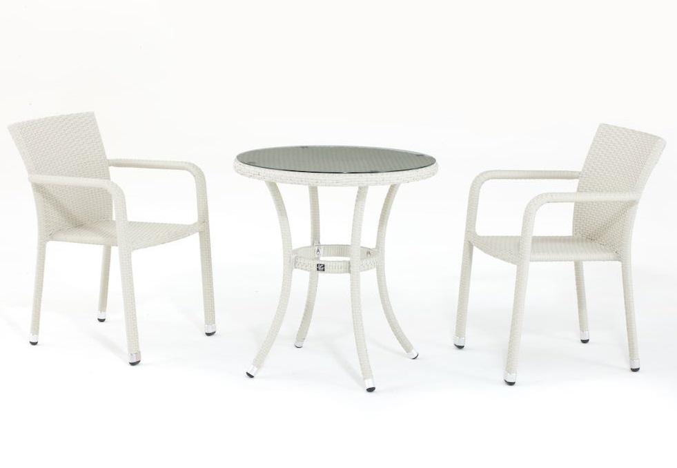 M polyrattan pallantestore tavolo maiorca diam cm