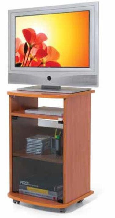 CRS60 - PortaTV - pallantestore - CARRELLO PORTA TV MOD. CRESCENDO ...