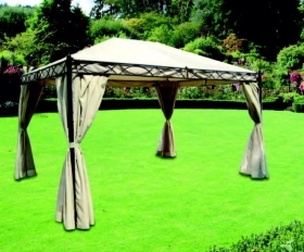 Gazebo mod. Vittoria in metall
