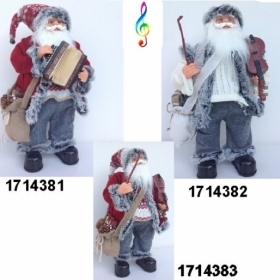 Babbo Natale pupazzo musicale