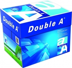Double A VE2500 - Carta A4, 80 g, c