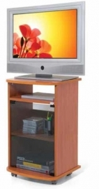CRES50 - PortaTV - pallantestore - CARRELLO PORTA TV MOD. CRESCENDO ...